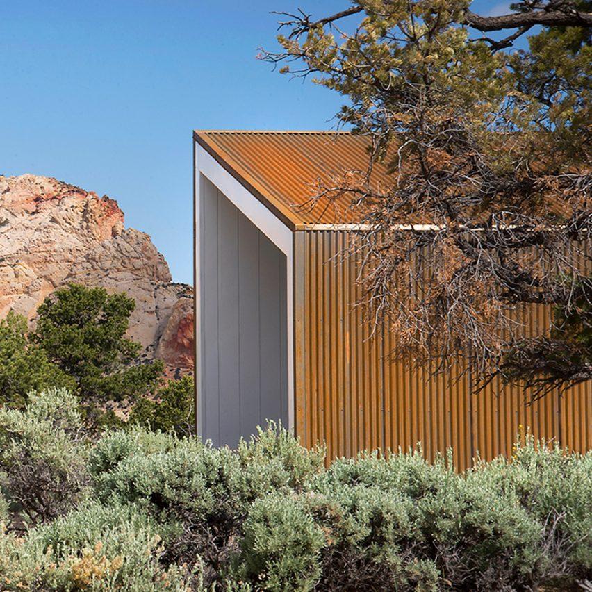 High Desert Dwelling by Imbue Design