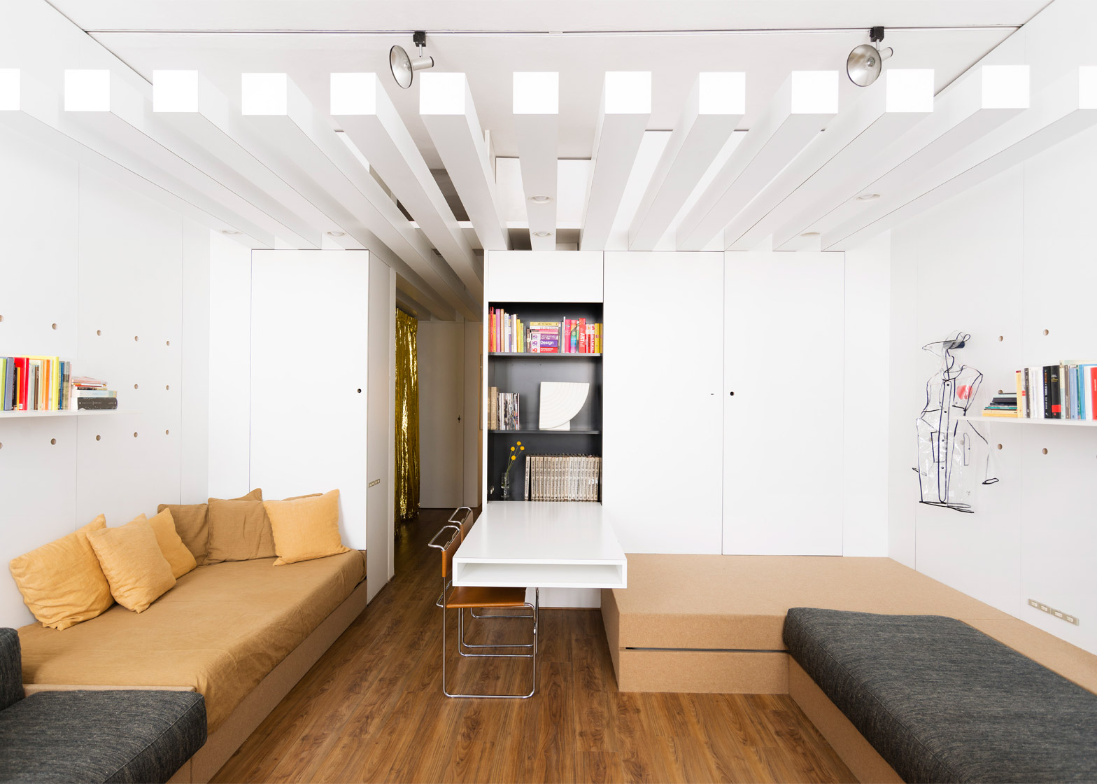 Home & Office in Florence by Silvia Allori
