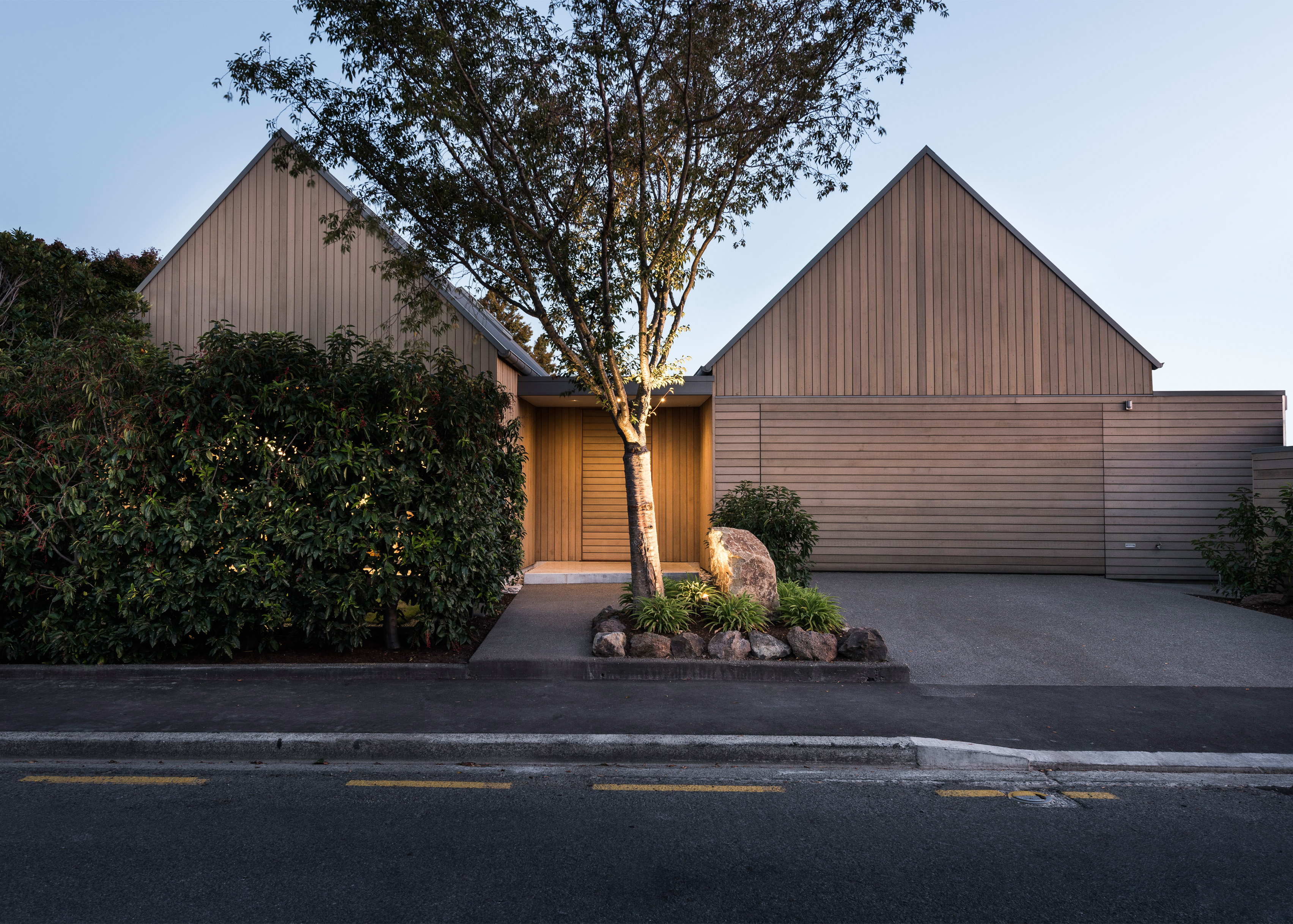 House in Christchurch by Case Ornsby