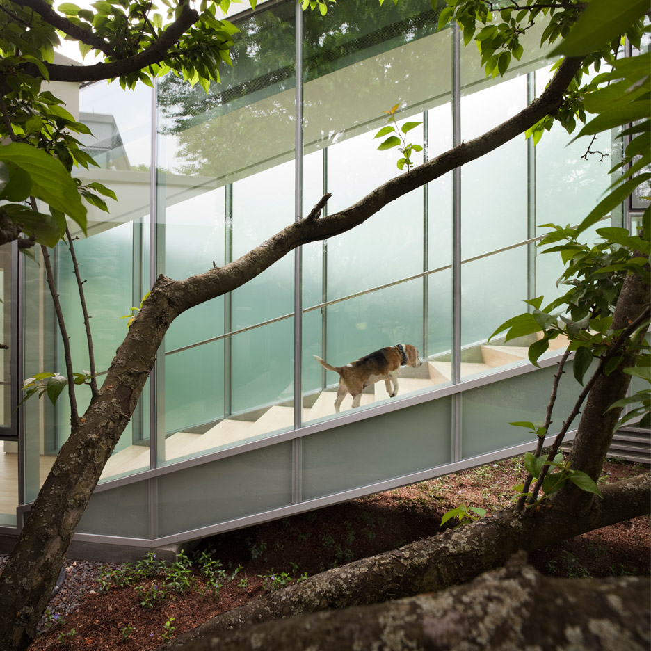 House in Connecticut II by Toshiko Mori