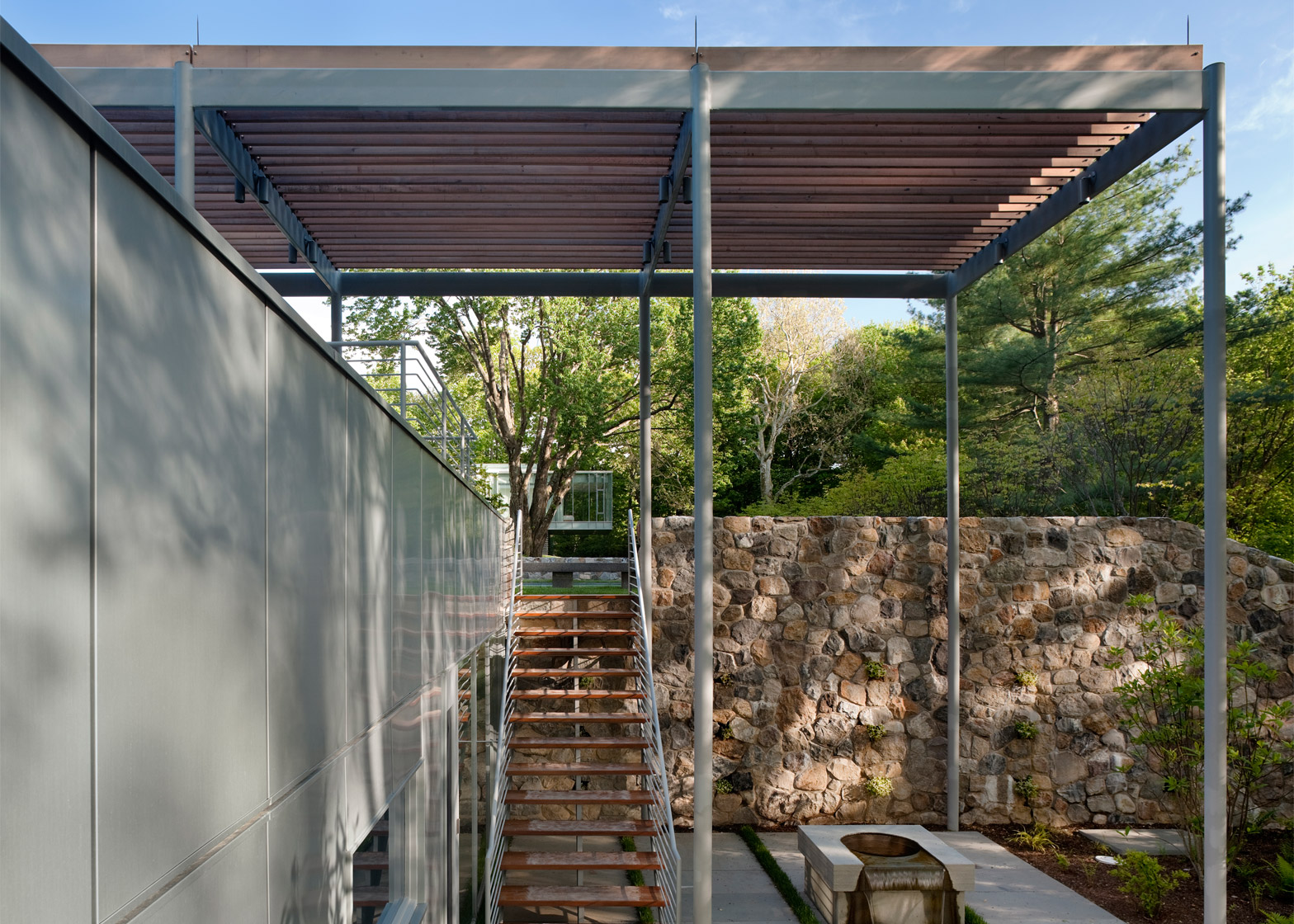 Breuer House Restoration by Toshiko Mori