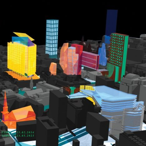 Johnny Lui reimagines London planning process as multiplayer video game