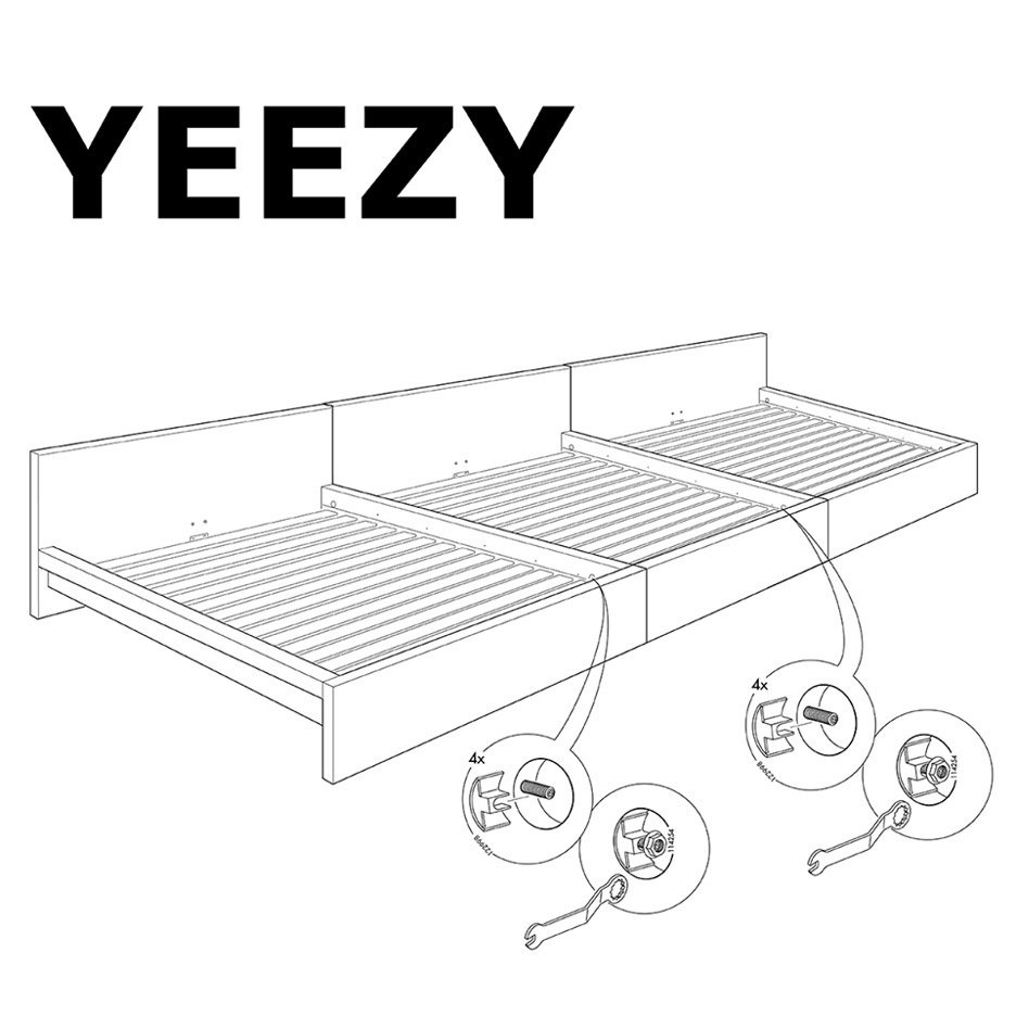 IKEA responds to Kanye West collaboration request