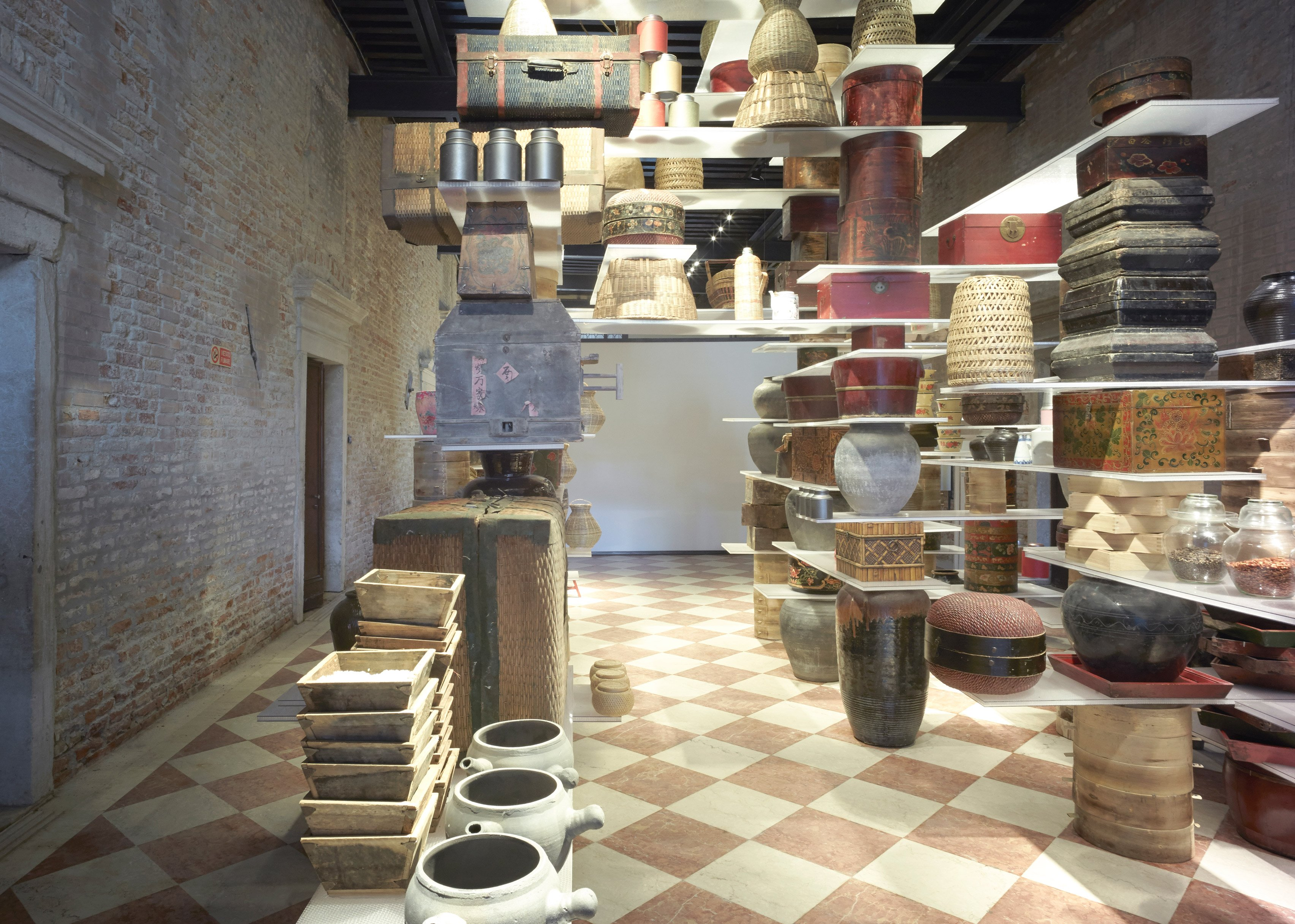 Kengo Kuma designs The Floating Kitchen for Venice Architecture Biennale 2016
