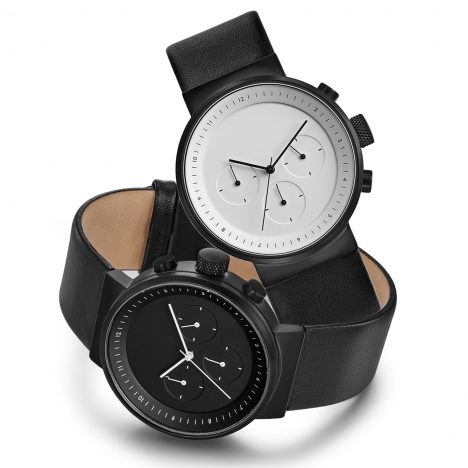 Kiura Chronograph is the latest timepiece from Projects to arrive at Dezeen Watch Store