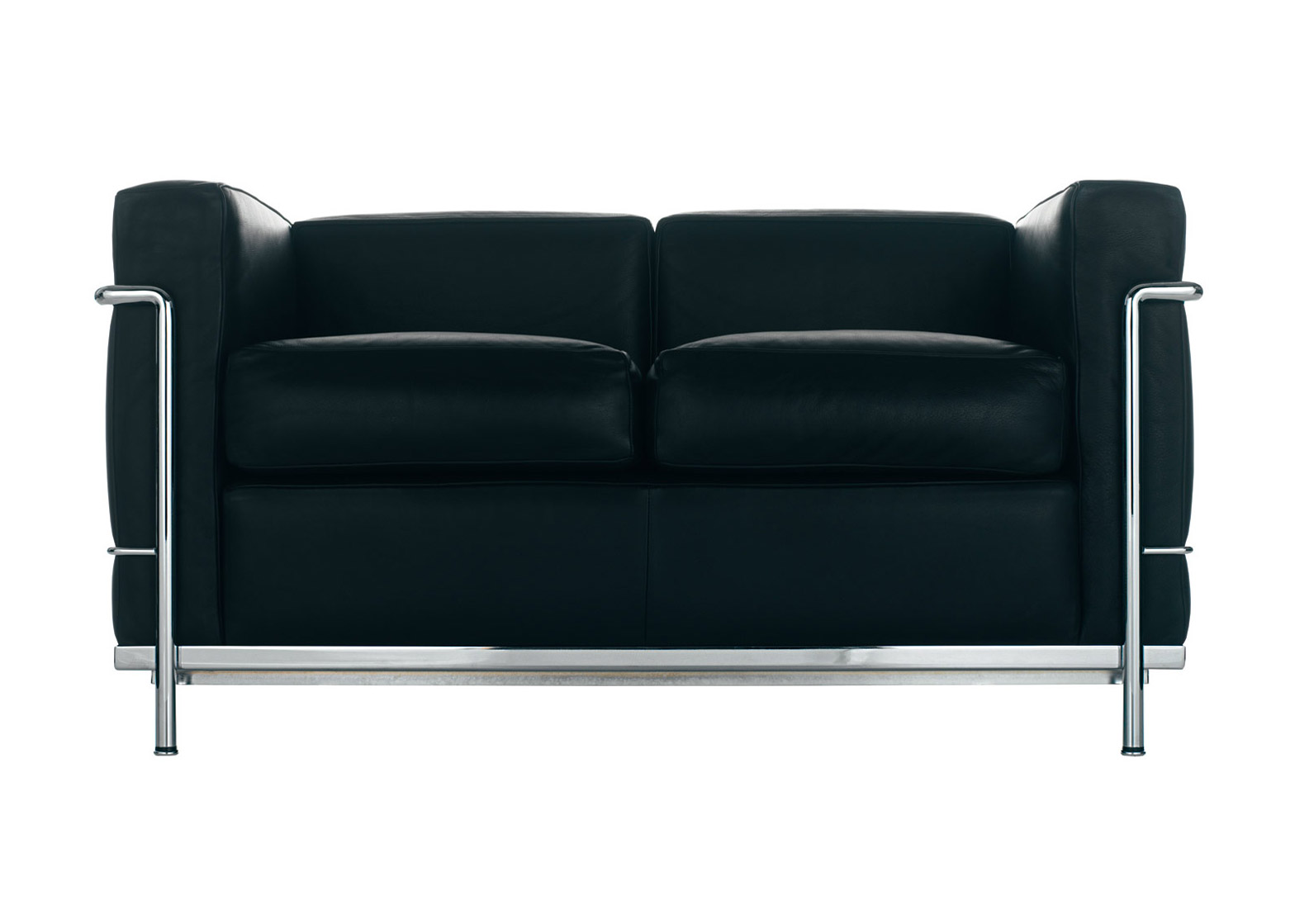 le corbusier sofa bed uk le corbusier style 3 seater pe sofa swiveluk com thesofa. Black Bedroom Furniture Sets. Home Design Ideas