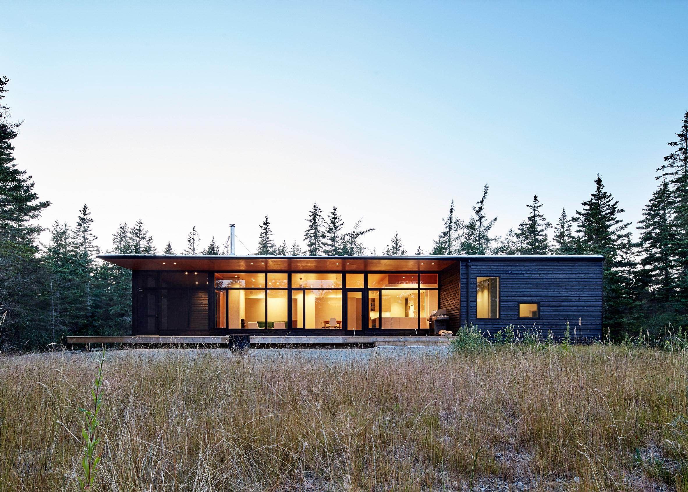Lockeport Beach House by Nova Tayona Architects