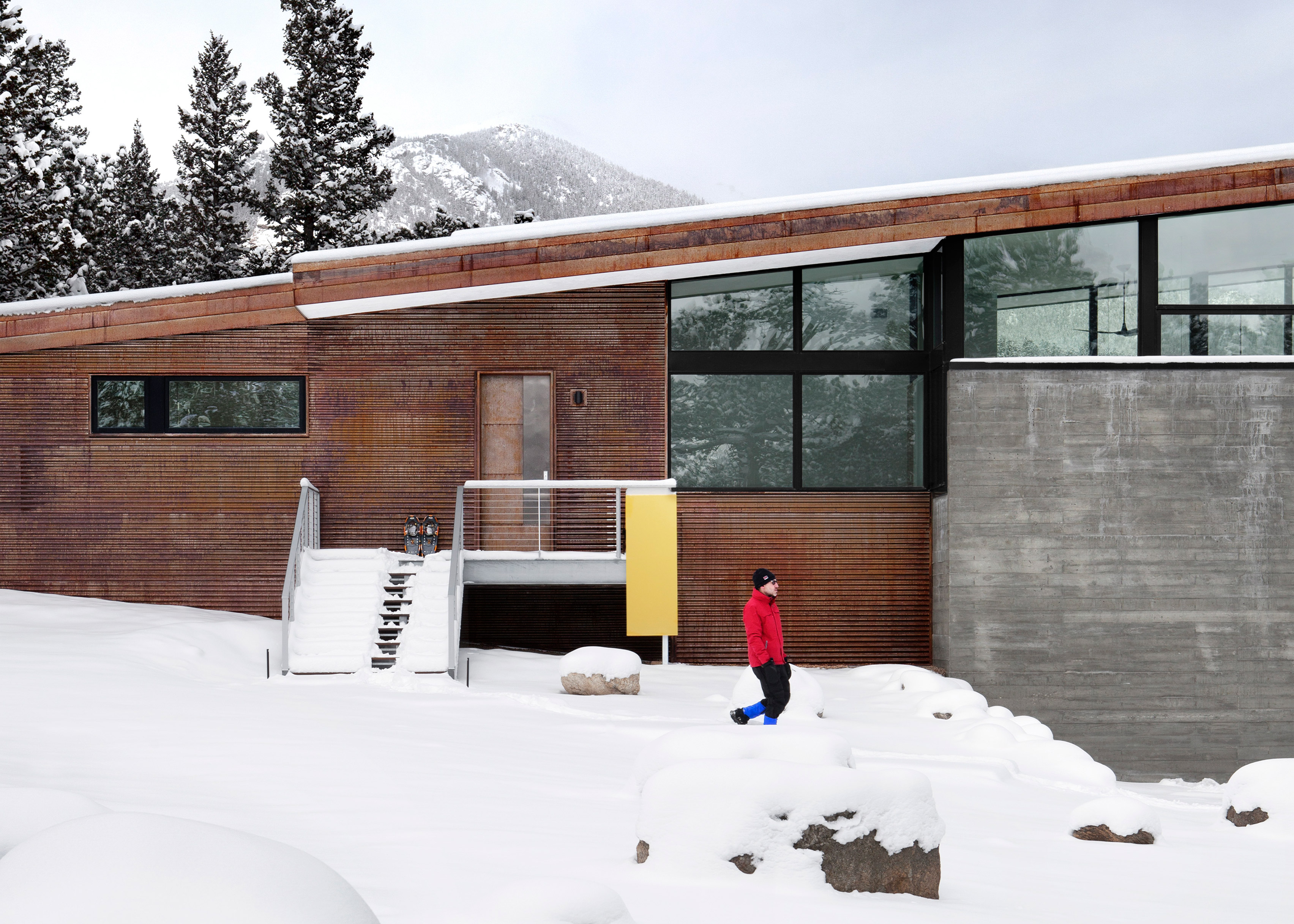 Lodgepole Residence by Arch11