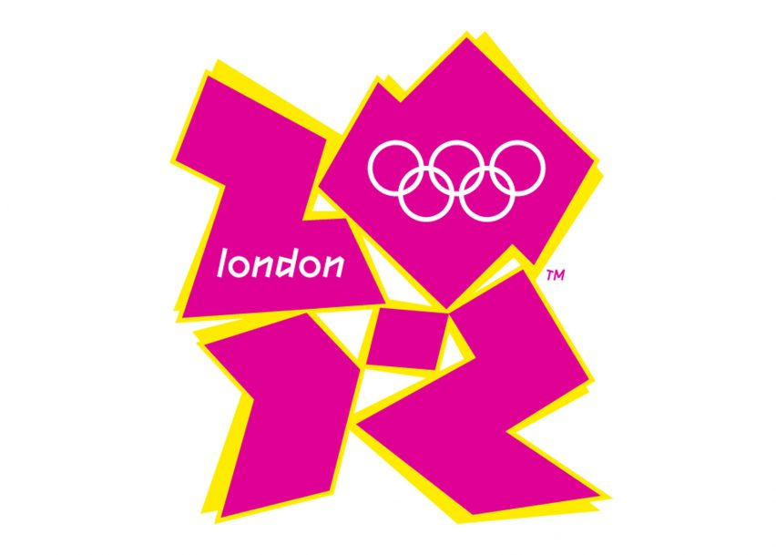 Logo of the 2012 London Olympics