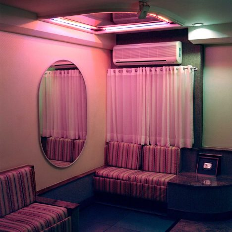 "Love Land Stop Time photography series shows Brazil's ""tantalising"" motels"