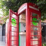 Lovefone turns UK's disused telephone boxes into tiny repair shops