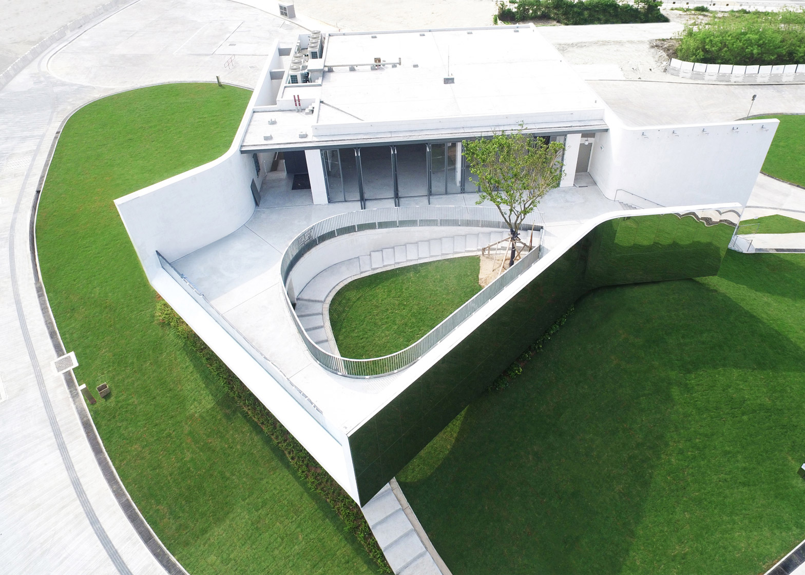 M+ museum opens gallery pavilion in West Kowloon Cultural District