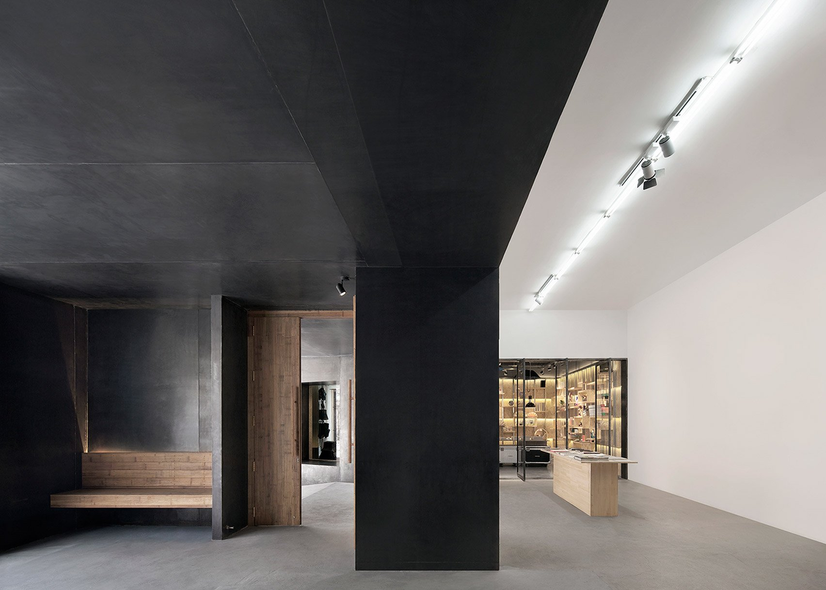 M Woods Museum Entrance Revitalization by Vector Architects