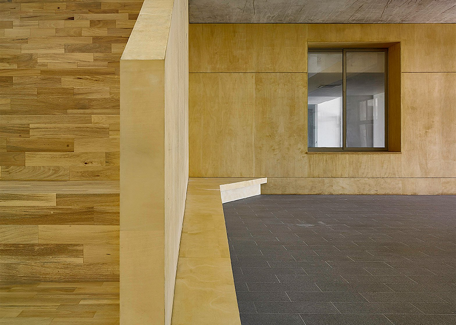 MAG Headquarters by Cure and Penabad