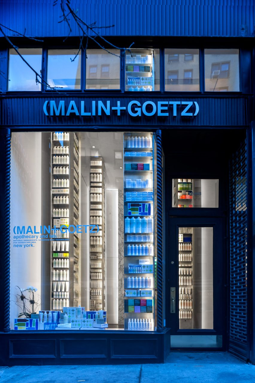 Malin+Goetz New York Store by Messana-O'rorke