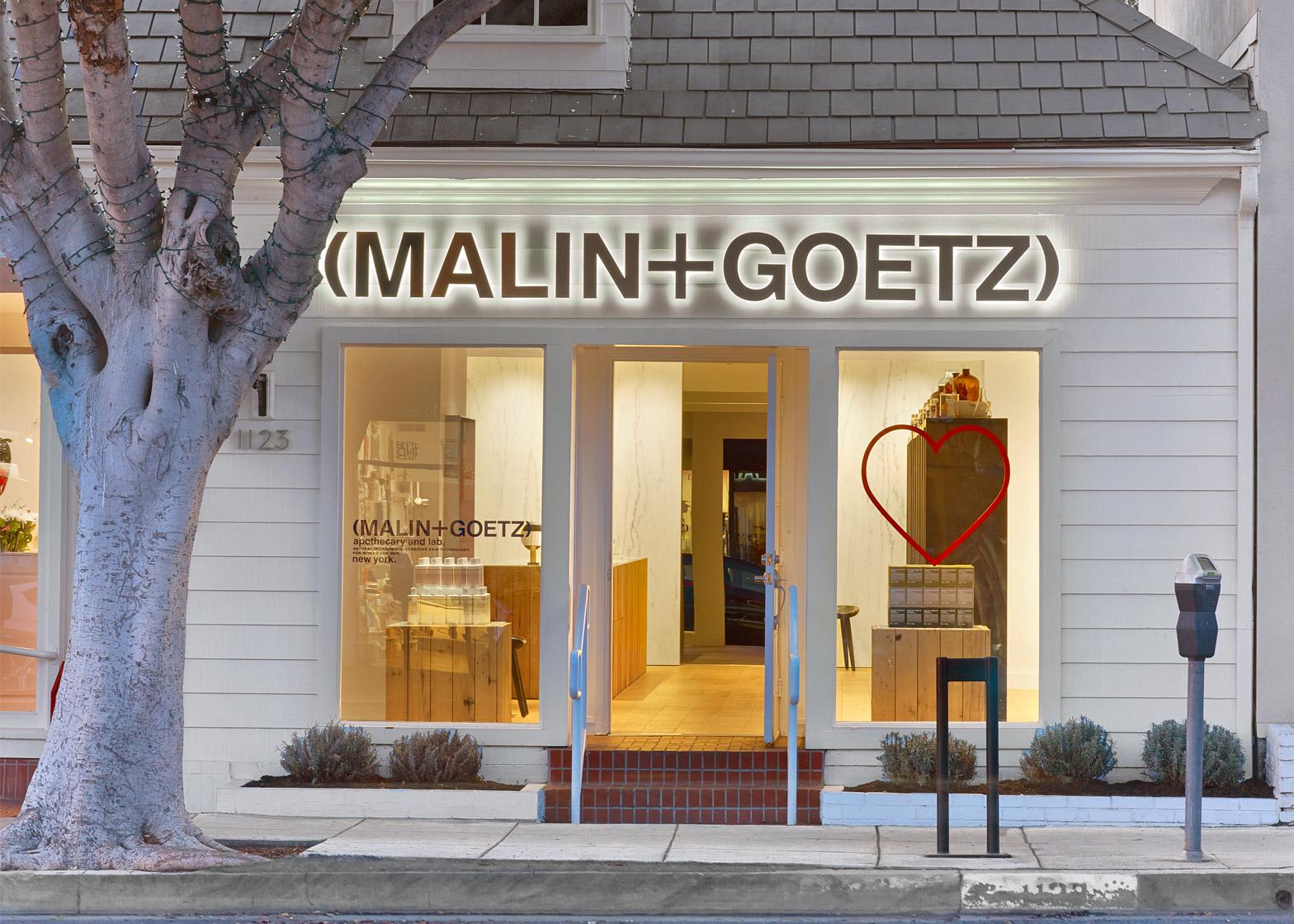Malin+Goetz Santa Monica Store by Messana-O'rorke