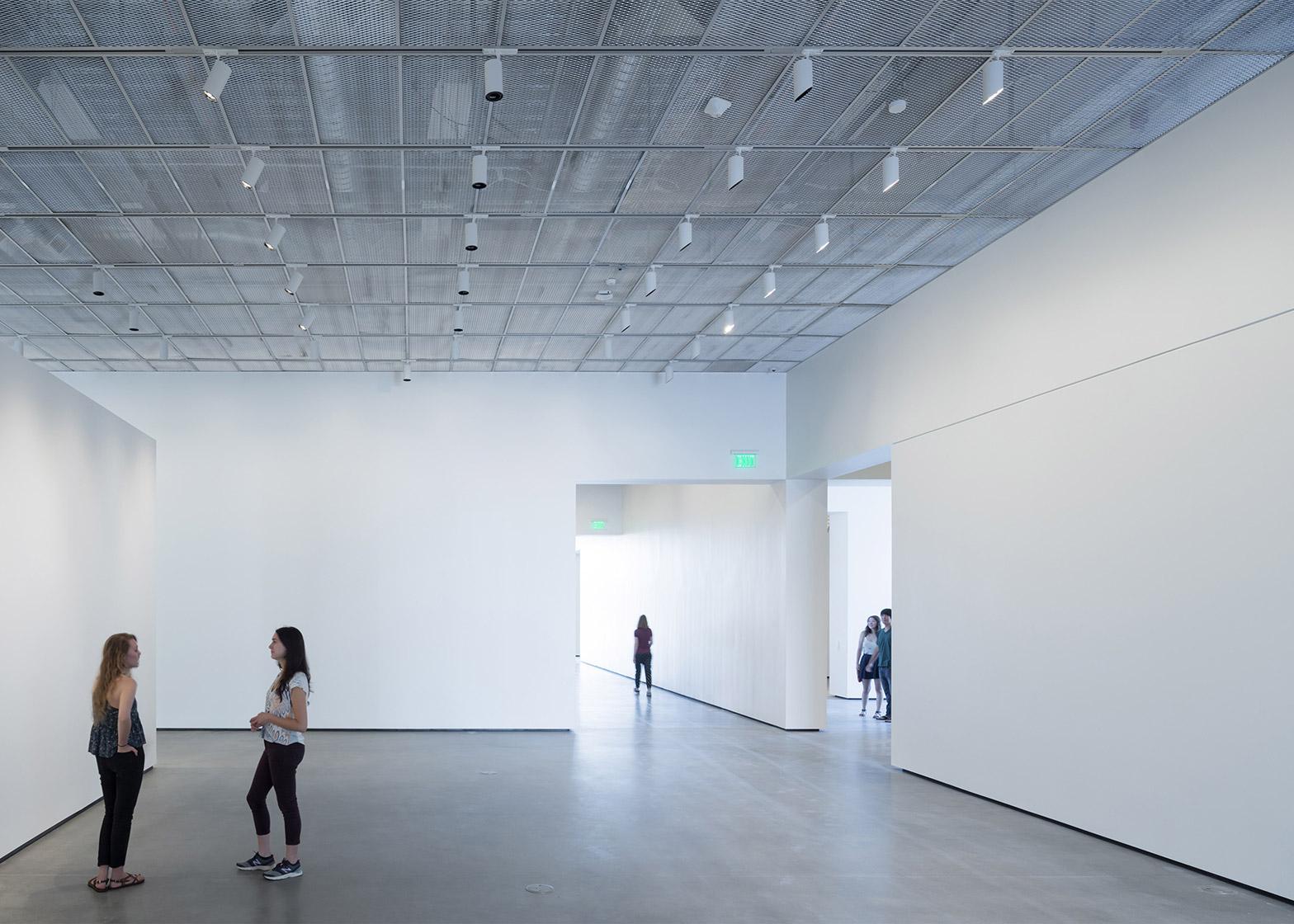 The Manetti-Shrem Museum by SO-IL and Bohlin Cywinski Jackson