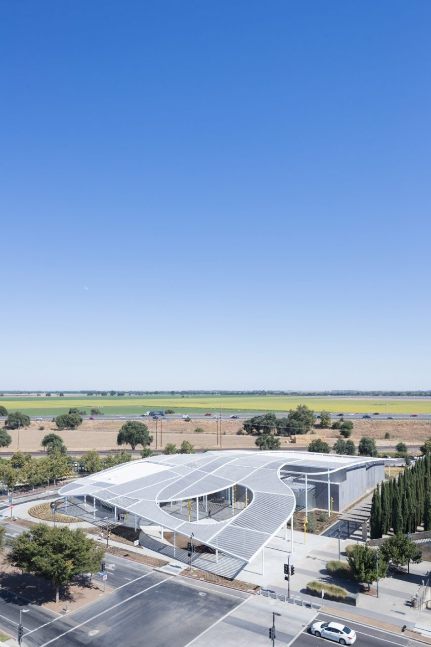 The Manetti-Shrem Museum by SO-IL and Bohlin Cywinski Jackson