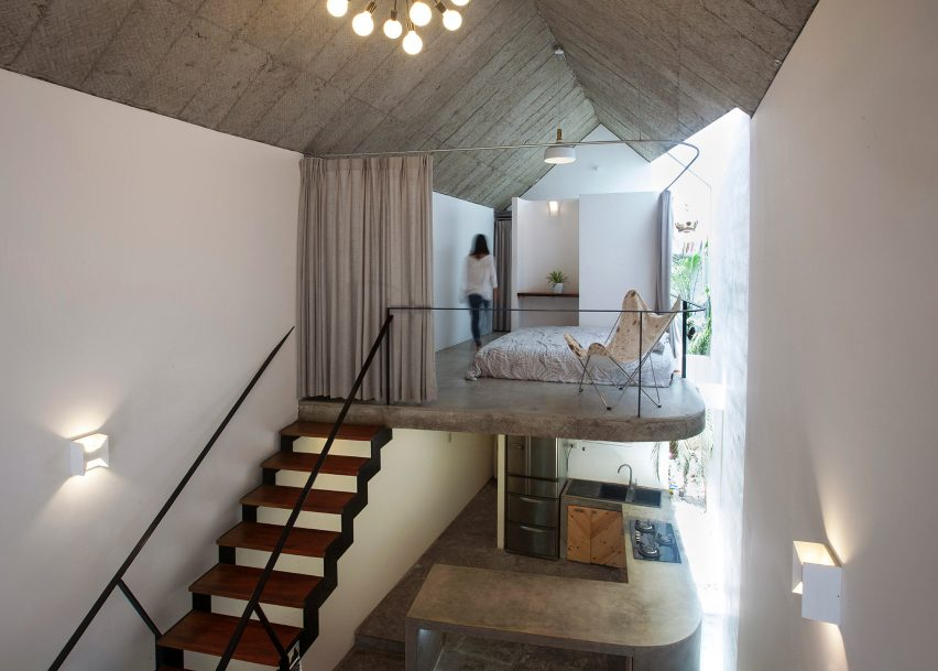 Maison T by Nghia Architect