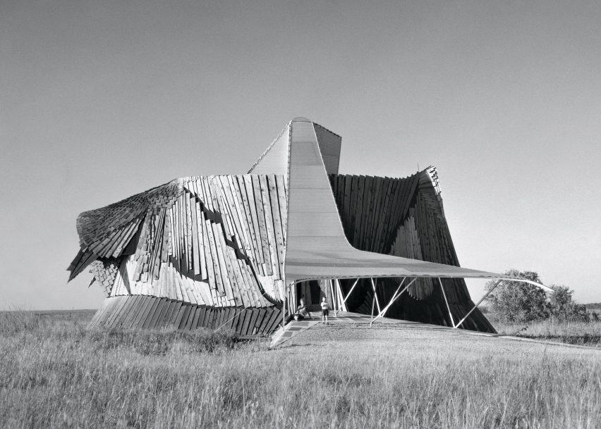 Greene Residence (Prairie Chicken House) by Herb Greene, Norman, Oklahoma, 1961