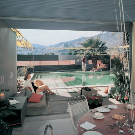 Julius Shulman's Modernism Rediscovered photos show America's mid-century architecture