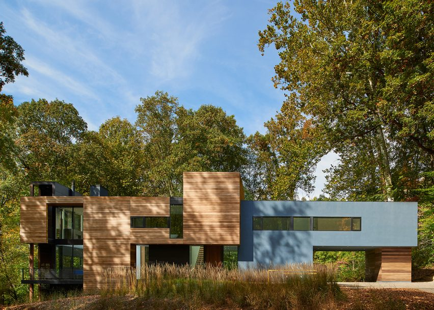 23 of 23 mohican hills house by robert gurney architect