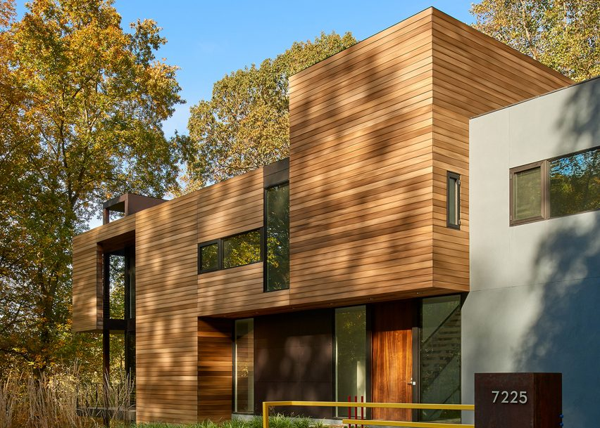 2 of 23; Mohican Hills House by Robert Gurney Architect