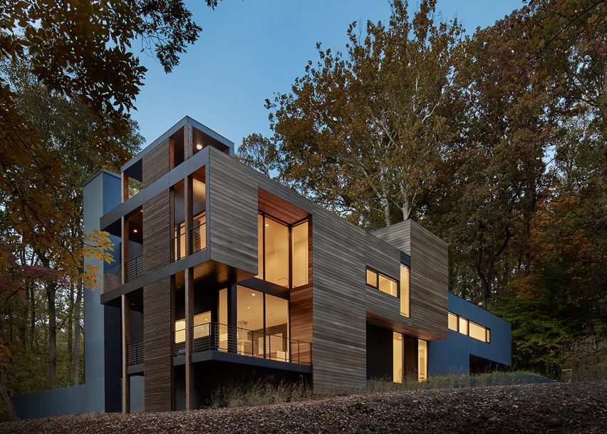 20 of 23; Mohican Hills House by Robert Gurney Architect