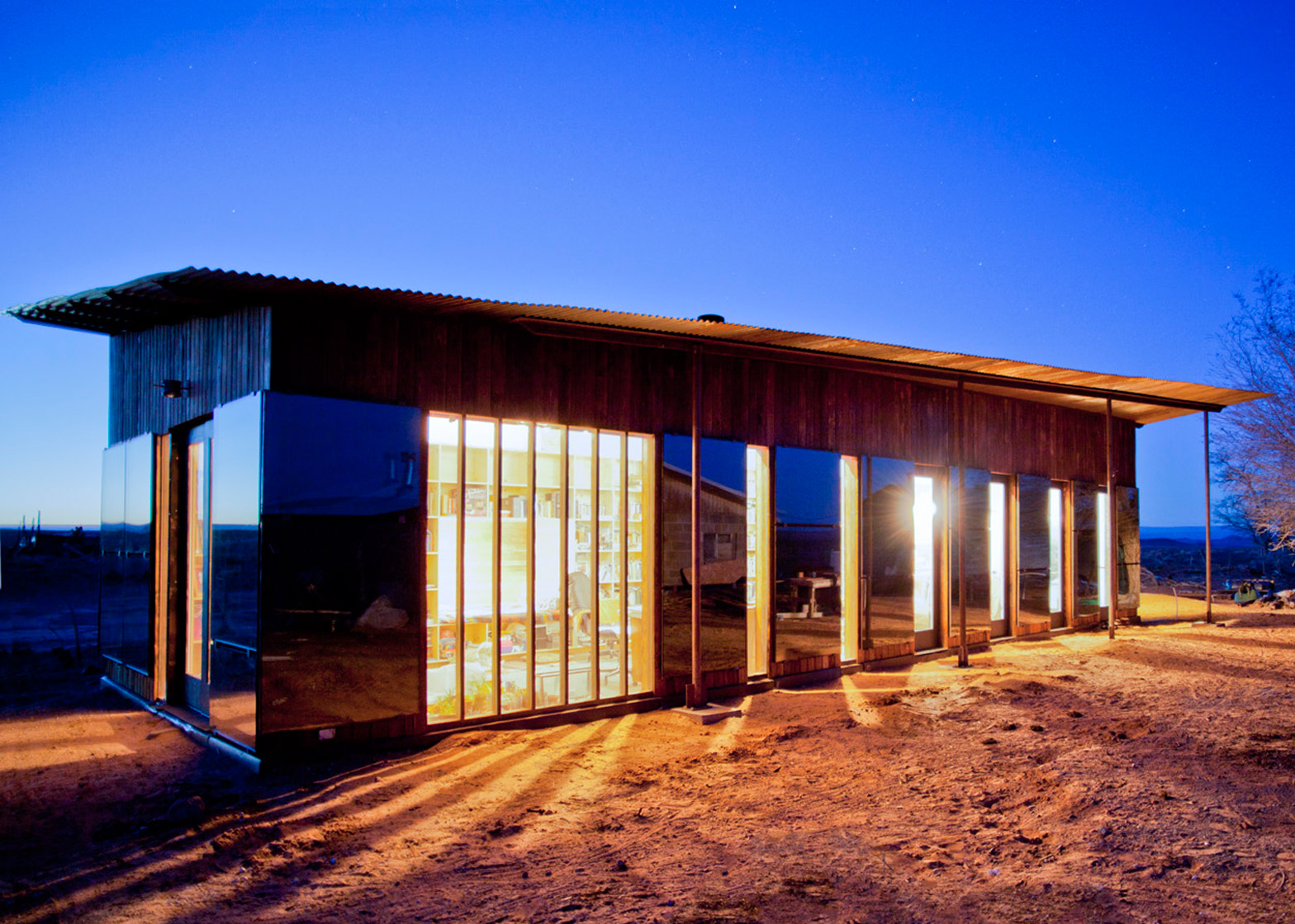 Nakai House by University of Colorado graduate students