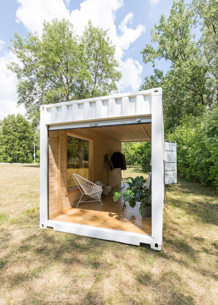 Needs & Wants mobile showroom