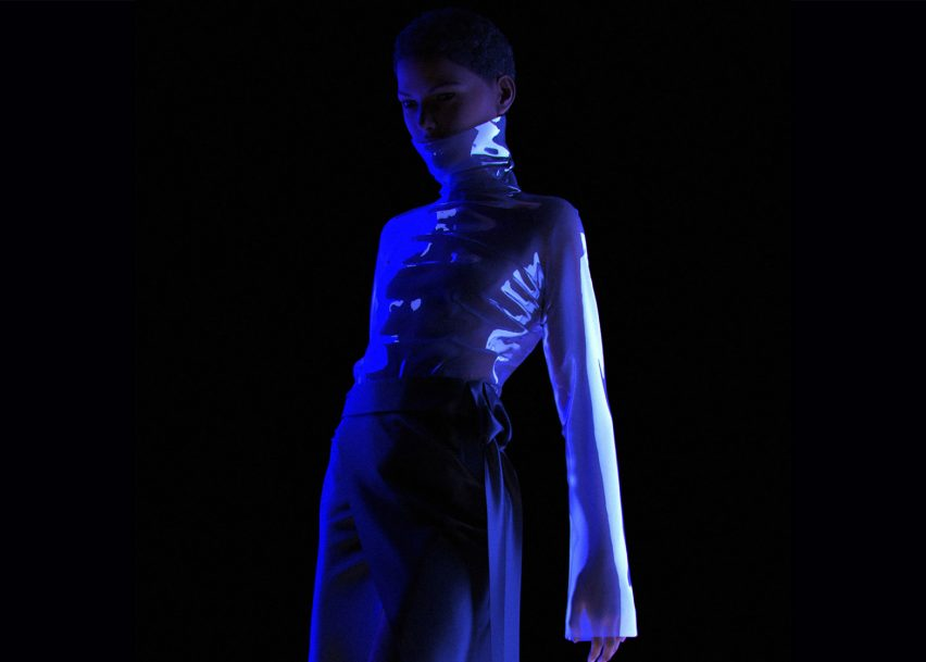 Clement Balavoine's Neuro process lets garments be completely digitally tailored