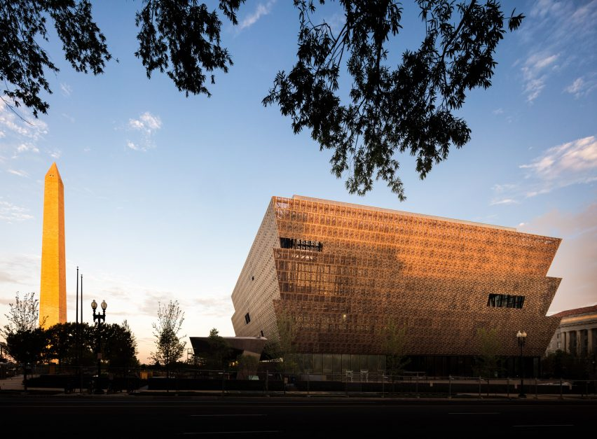 NMAAHC by Adjaye Associates and Davis Brody Bond