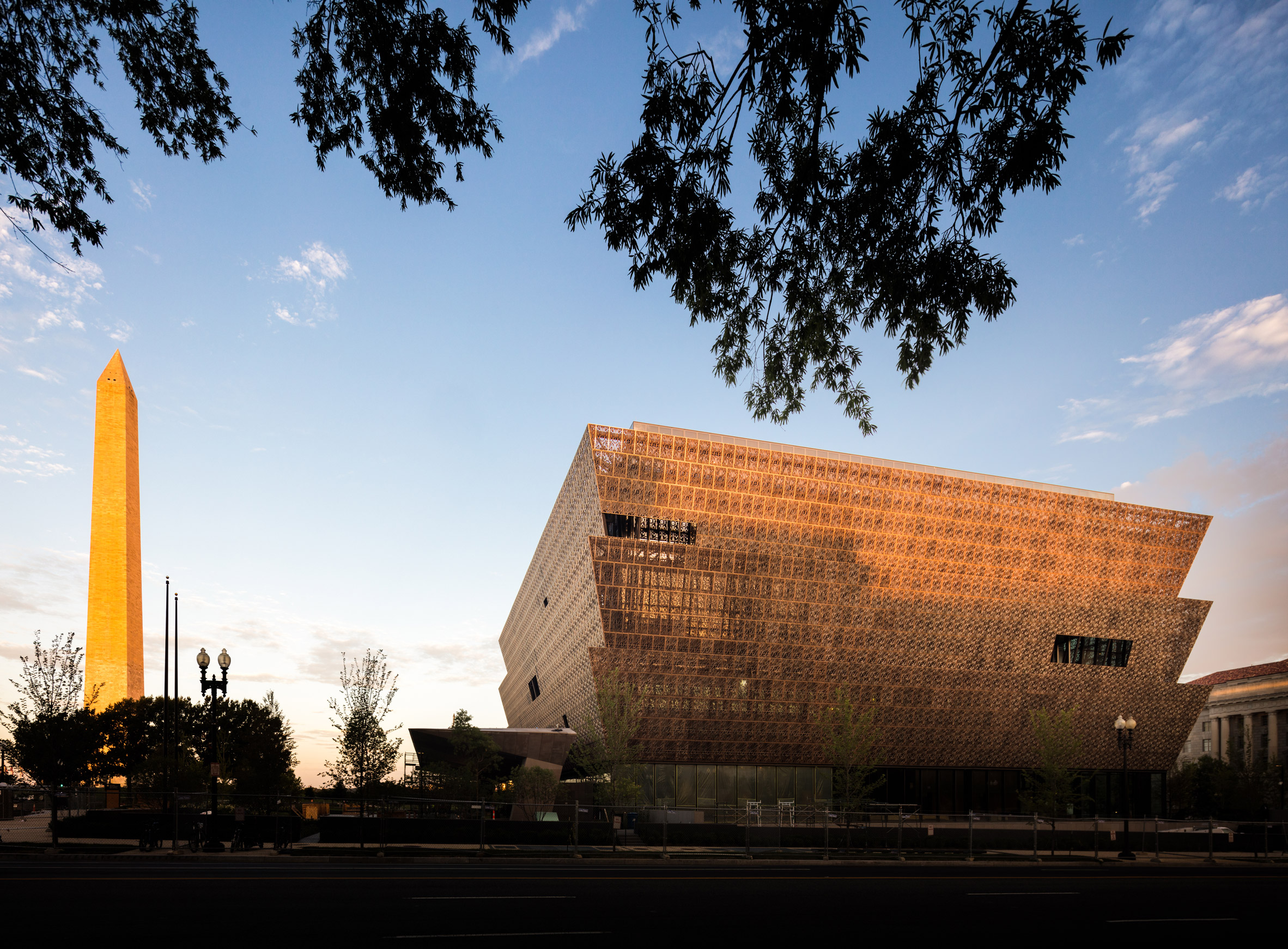 Smithsonian Museum of African American History