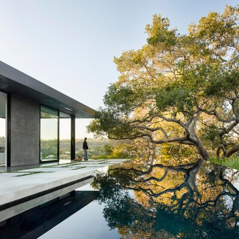 Five of the best houses in California on Dezeen