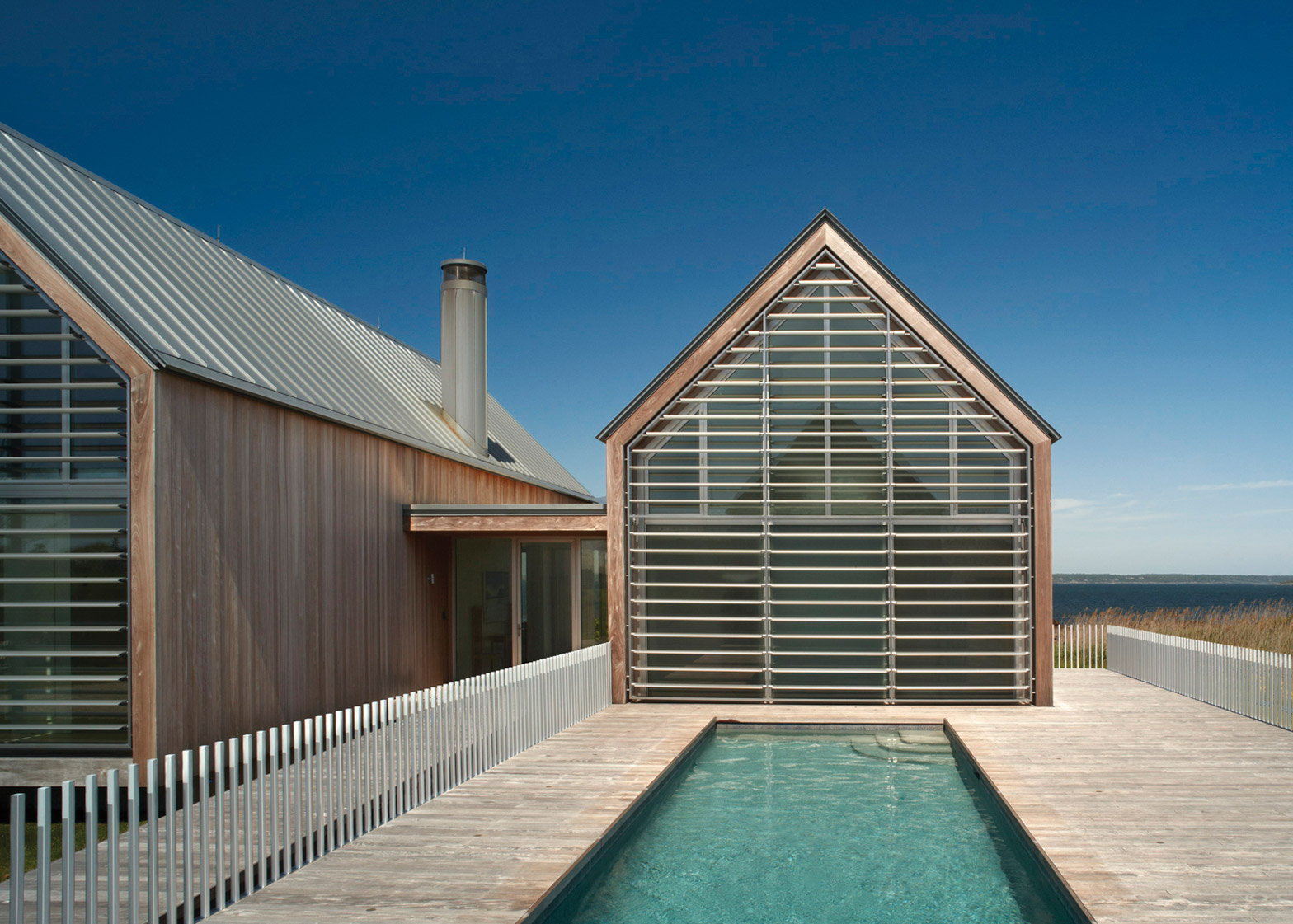 Ocean House by Roger Ferris + Partners
