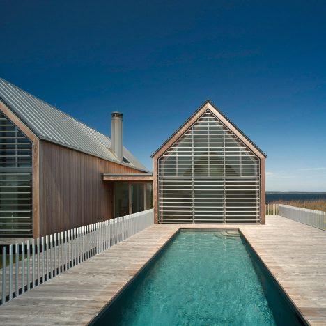 Five of the best houses in Rhode Island on Dezeen