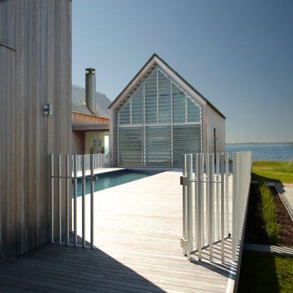 Ocean House by Roger Ferris