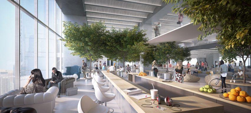 Oceanview development by Foster + Partners