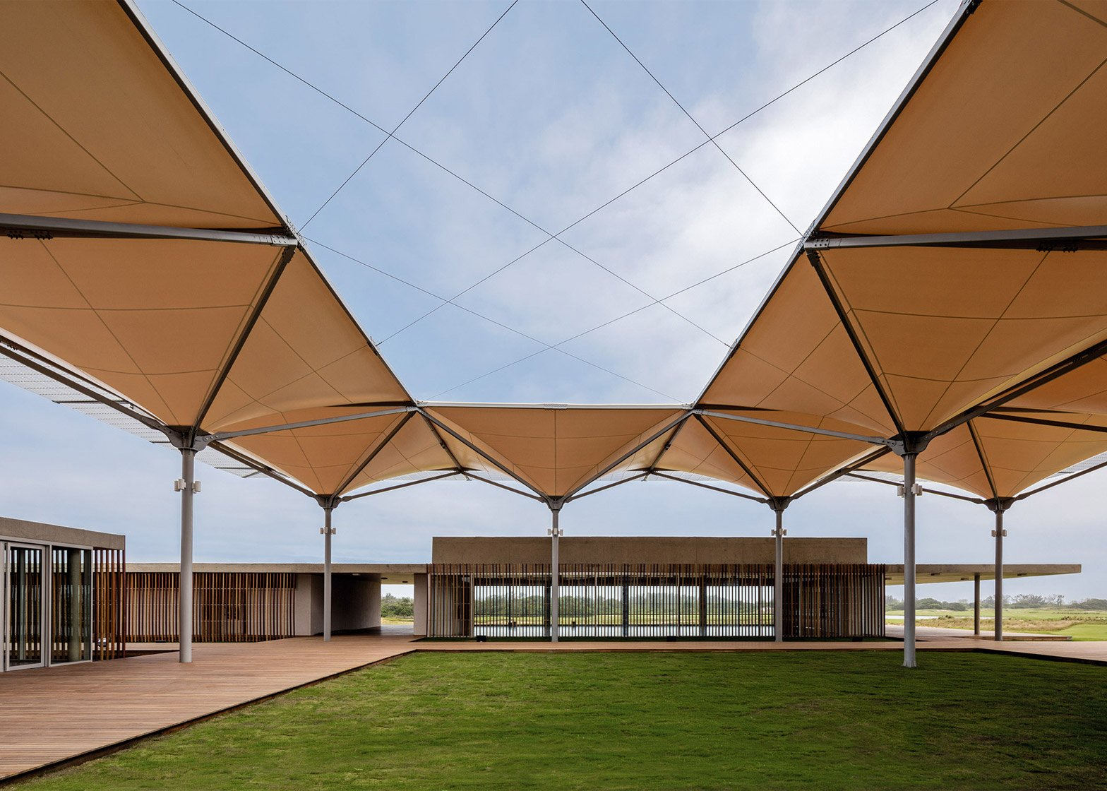 Olympic Golf Course by Rua Arquitectos