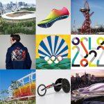 Dezeen's latest Pinterest board celebrates Olympic design