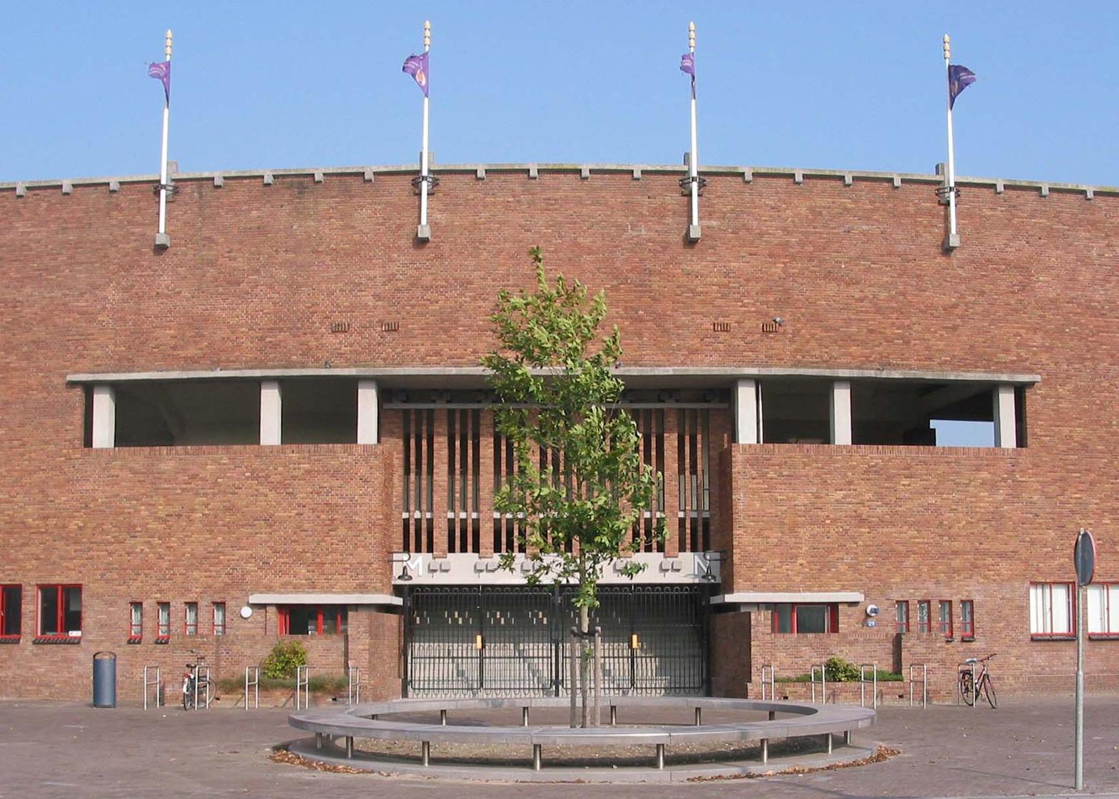 Olympisch Stadion by Jan Wils, Amsterdam 1928