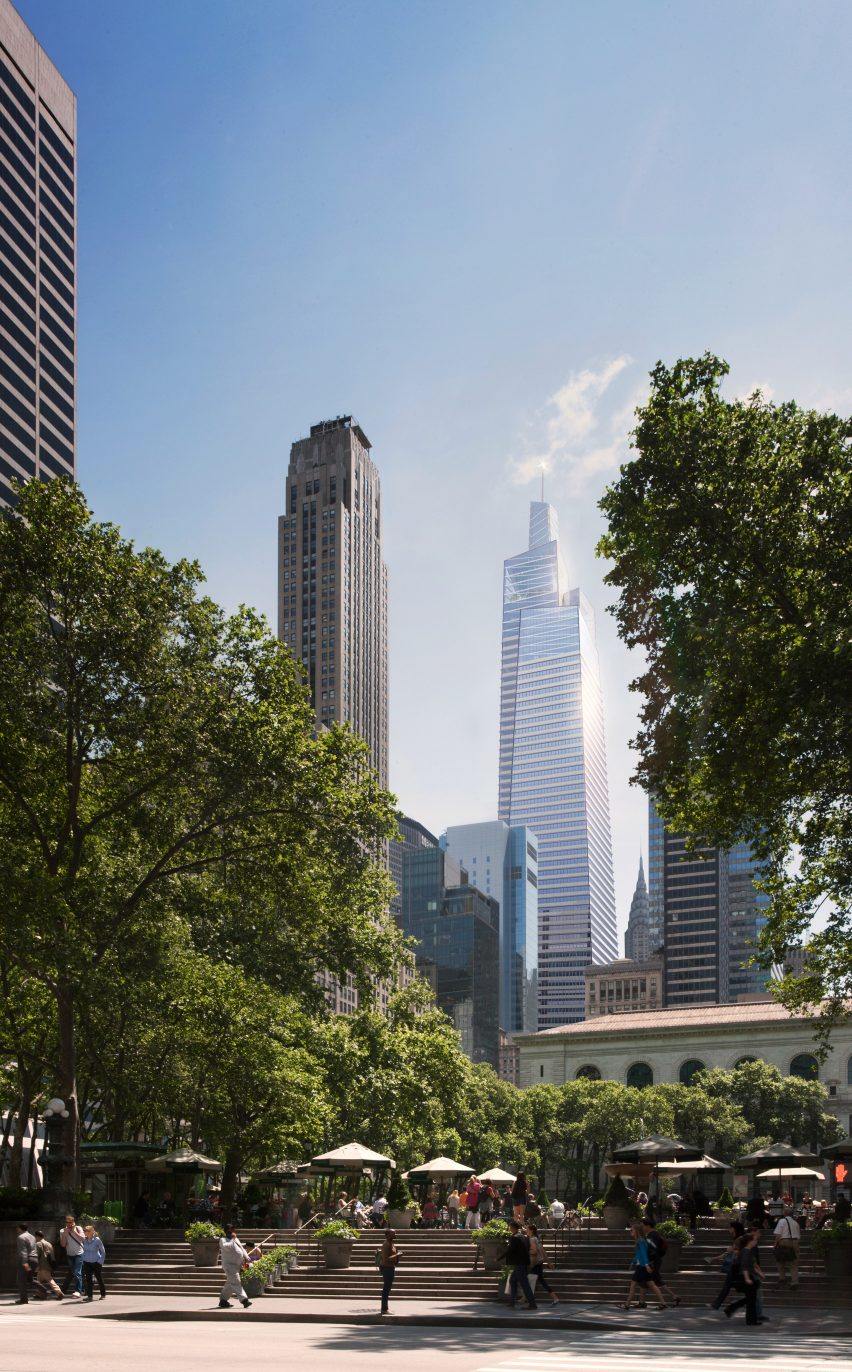 One Vanderbilt Tower by Kohn Pedersen Fox