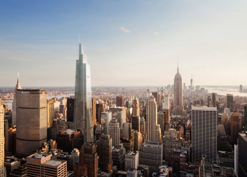 One Vanderbilt Tower by Kohn Pedersen Fox