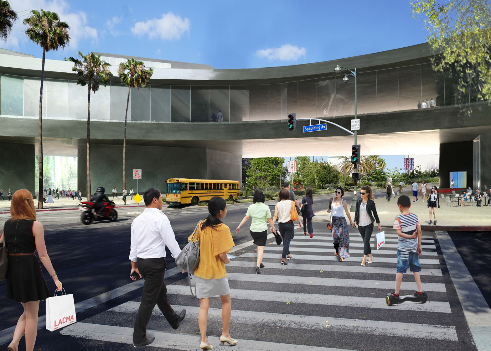LACMA Extension by Peter Zumthor