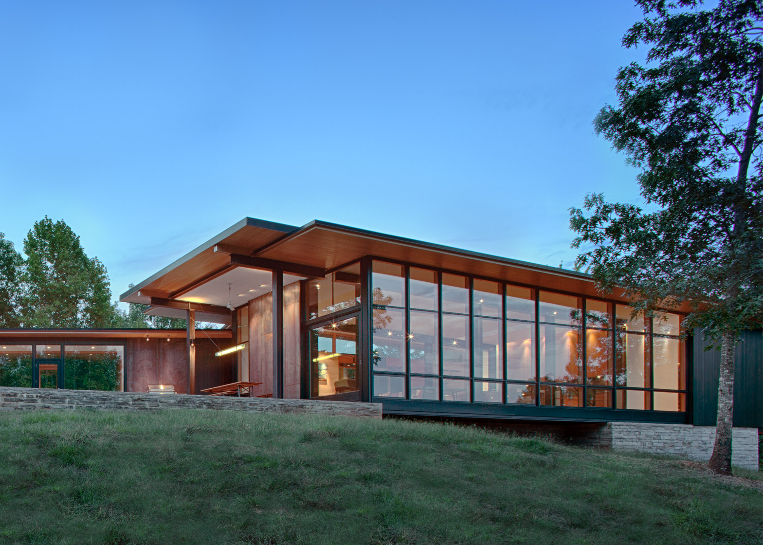 Piedmont Residence by Carlton Architecture
