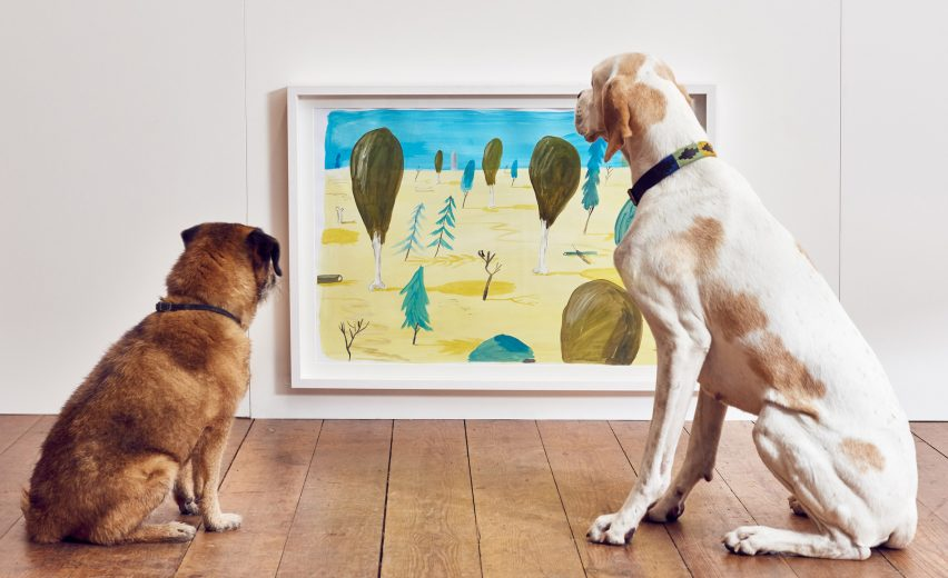 Play More dog exhibition by Dominic Wilcox and More Than