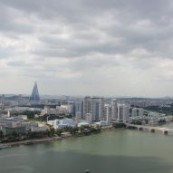 North Korean builders use crystal meth to speed up skyscraper progress