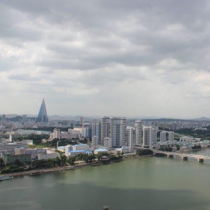 North Korean builders are using crystal meth to speed skyscraper progress
