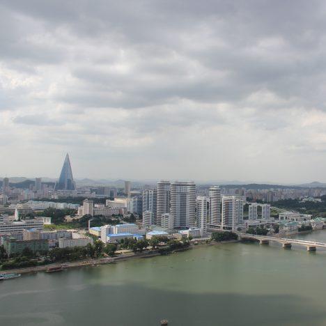 North Korean builders use crystal meth to speed up skyscraper progress