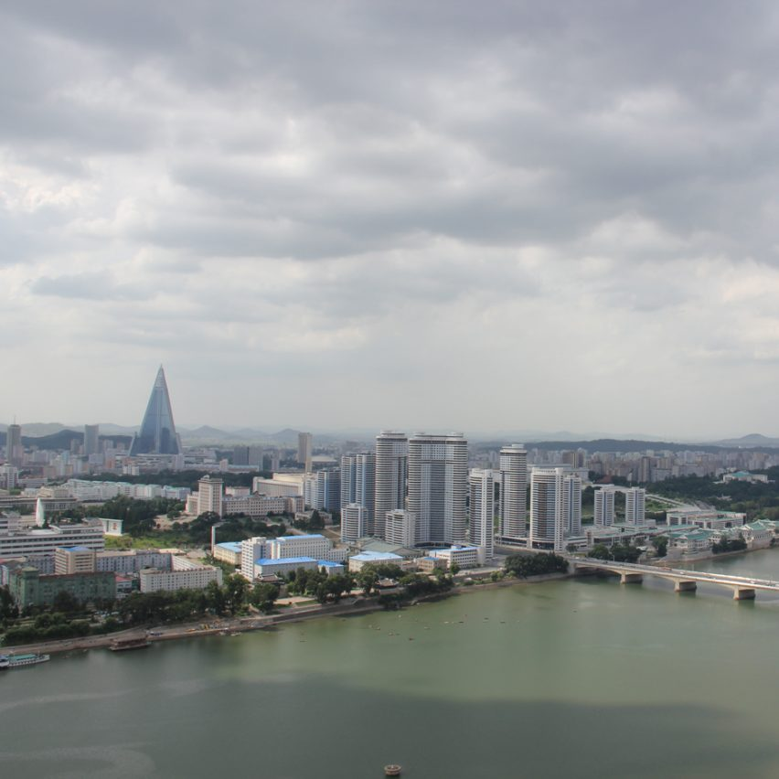 North Korean builders are using crystal meth to speed skyscraper progress
